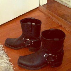 Frye Motorcycle boots